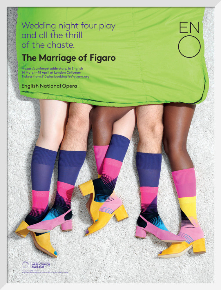 The Marriage of Figaro, 2020, Will Sanders