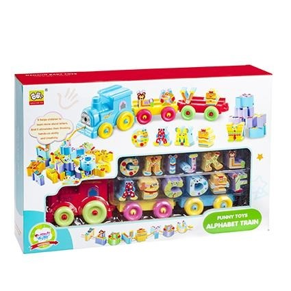 toy planet TRENECITO ARRASTRE LETRAS