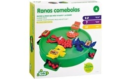 toy planet  Rana comebolas