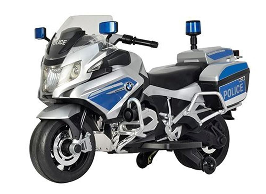 toy planet  MOTO BMW POLICIA 12V RC