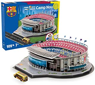nanostad PUZZLE 3D ESTADIO CAMP NOU