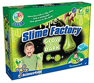 science4you SLIME FABRICA VISCOSA GLOW  DARK