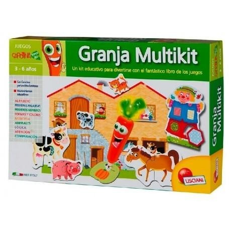 valuvic CAROTINA GRANJA MULTI KIT