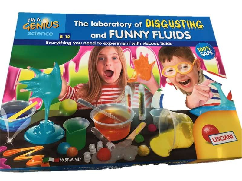 valuvic SLIME LABORATORY