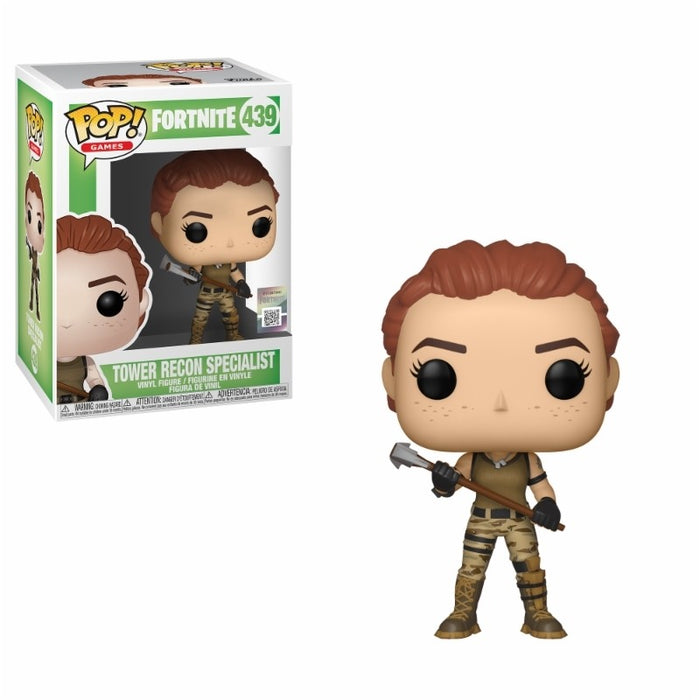 FUNKO POP FORTNITE - TOWER RECON SPECIAL