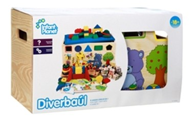 toy planet  Diverbaul 7 juegos en 1 - 68077