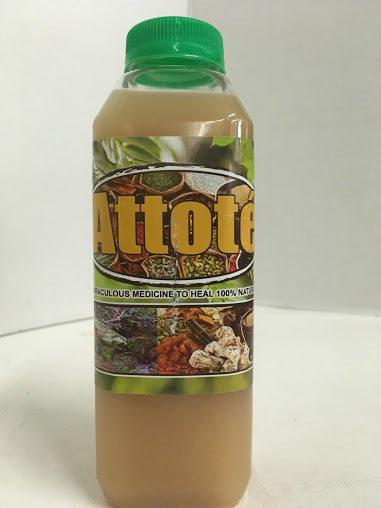 Attote (Clear Bottle)