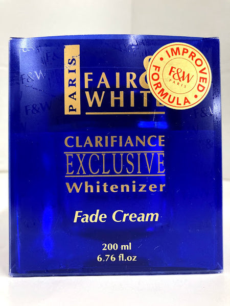 Fair & White Exclusive Fade Cream 200ml /6.76 fl Oz