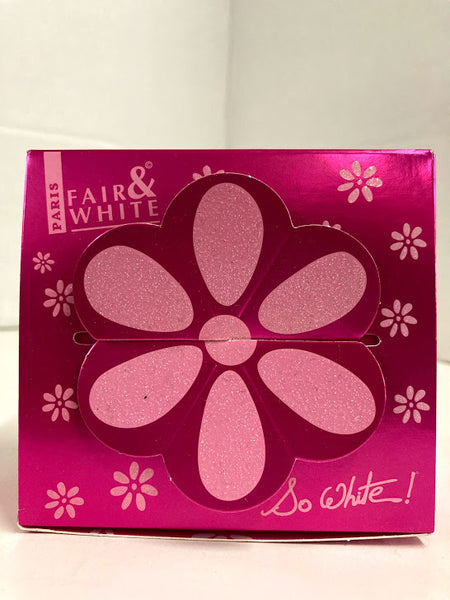Fair & White So White Exfoliant Soap 200g