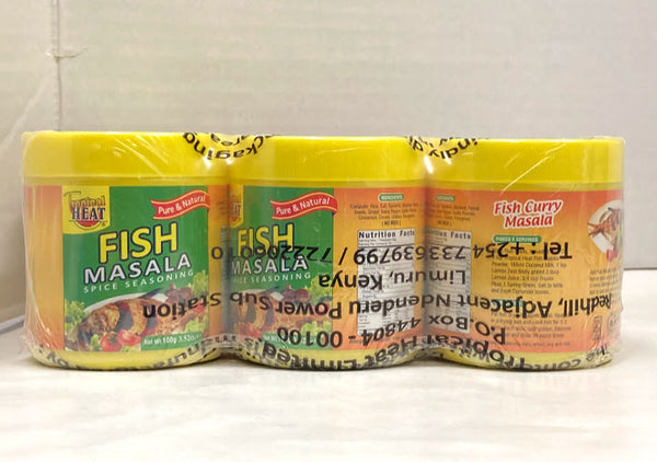 Tropical Heat Fish Masala 6pack