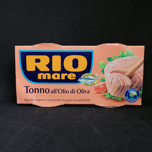 Rio Mare Tuna in oil 2x160gr