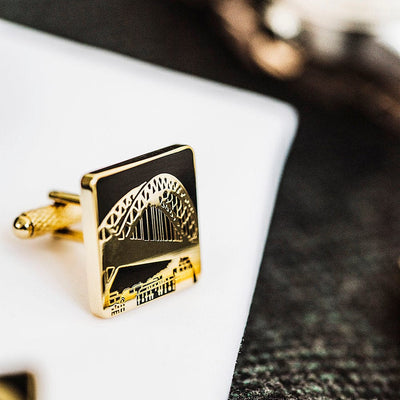 Tyne Bridge Cuff Links