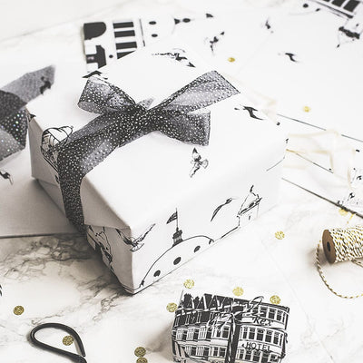 Whitley Bay Gift Wrap