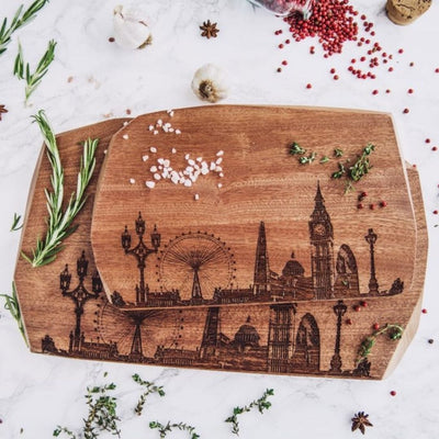 London Serving Platter/Chopping Board