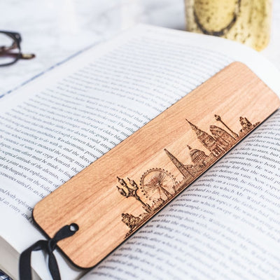 London skyline bookmark