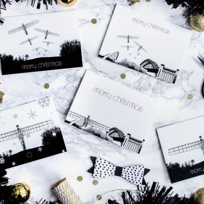Newcastle Christmas Cards