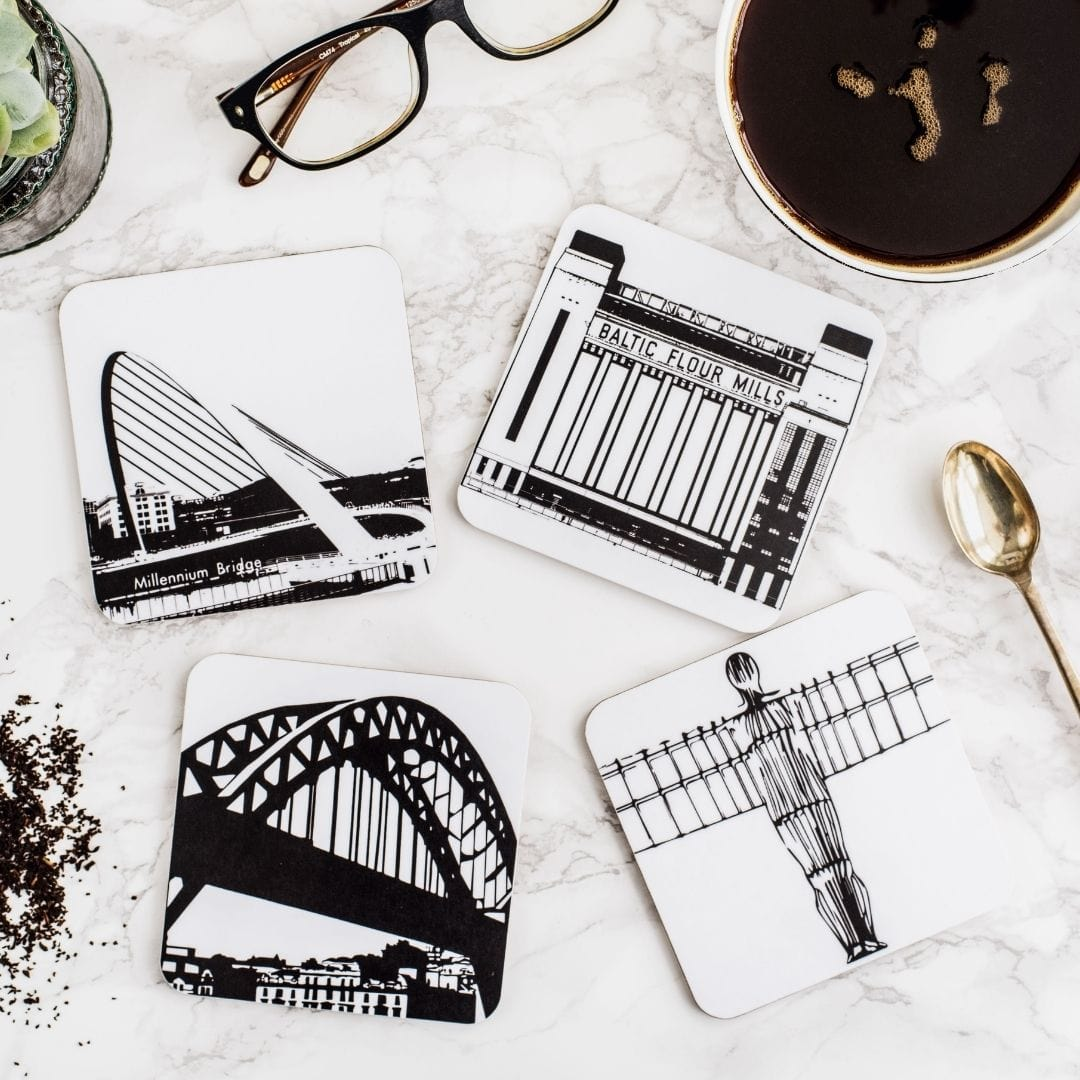 Newcastle Coaster Set