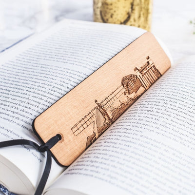 Newcastle bookmark