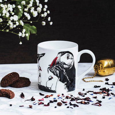 Farne Islands Puffin Mug