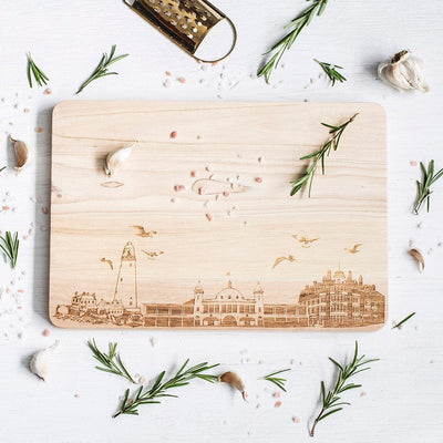 Whitley Bay Chopping Board