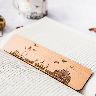 Whitley Bay Bookmark