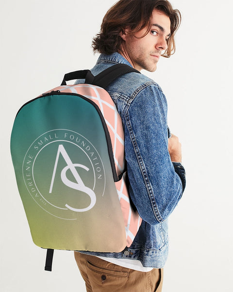 ASF Gradient Large Logo Backpack