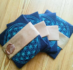 Load image into Gallery viewer, aizome & Chakra Beeswax wrap