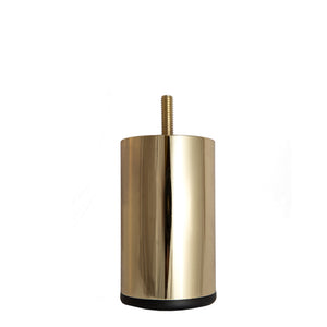 100MM STEEL TUBE LEG [GOLD PLATED] 1