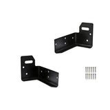 TRUNDLE BED BRACKETS [1 PAIR] WITH FULL SCREW PACK 3