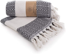Load image into Gallery viewer, Turkish Towel - set 2