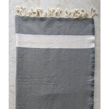 Load image into Gallery viewer, Turkish Cotton Throw - Melbourne