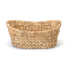 Load image into Gallery viewer, MEDIUM OVAL HYACINTH BASKET