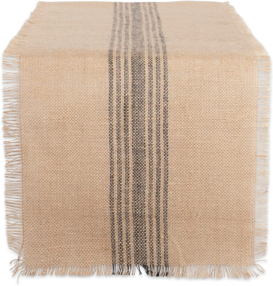 Jute / Burlap table runner