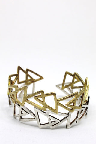 Small Triangle Cuff