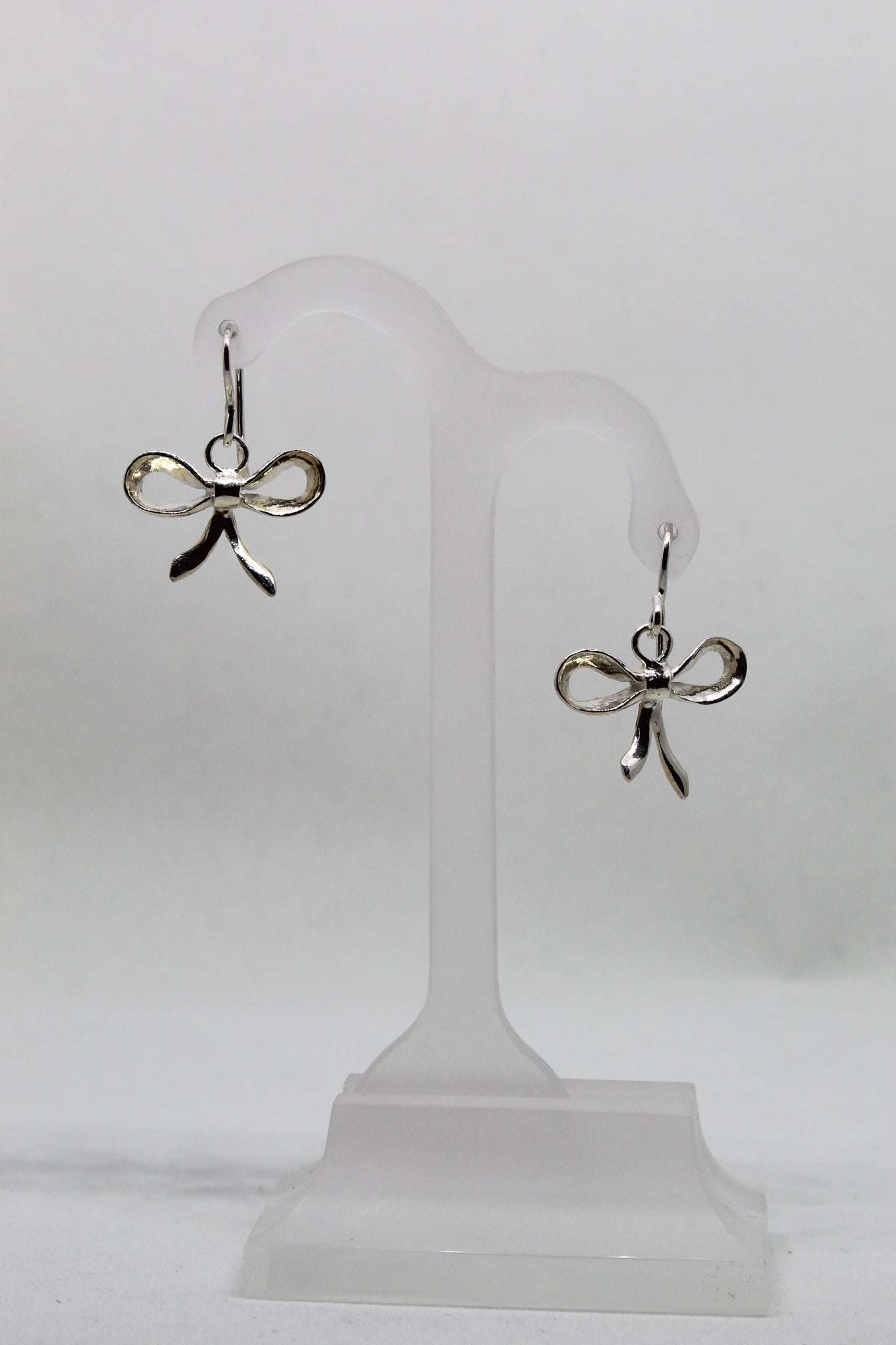 Ribbon Bowtie Earrings