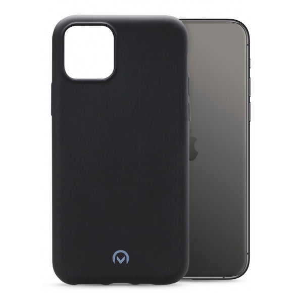 Mobilize Rubber Gelly Case Apple iPhone 11 Pro Max Matt Black