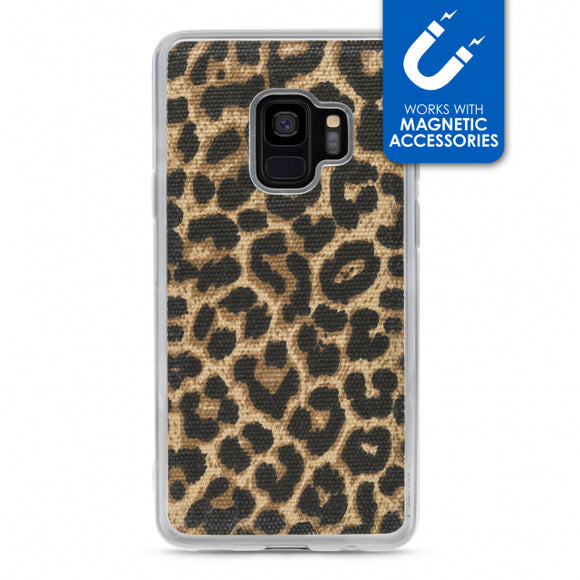 My Style Magneta Case for Samsung Galaxy S9 Leopard