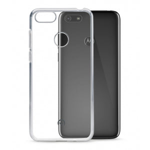 Mobilize Gelly Case Motorola Moto E6 Play Clear