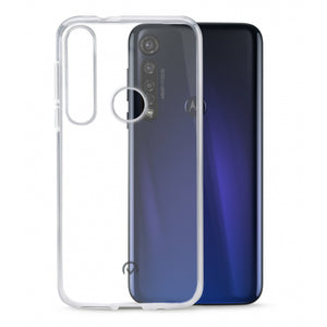 Mobilize Gelly Case Motorola Moto G8 Plus Clear