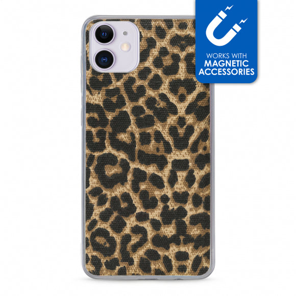 My Style Magneta Case for Apple iPhone 11 Leopard