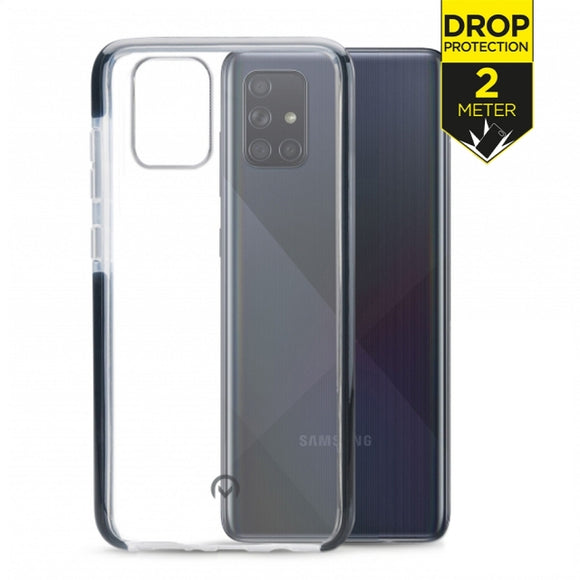 Mobilize Shatterproof Case Samsung Galaxy A71 Black