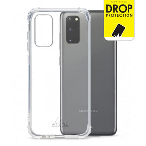 My Style Protective Flex Case for Samsung Galaxy S20/S20 5G Clear