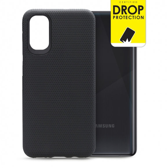 My Style Tough Case for Samsung Galaxy A41 Black
