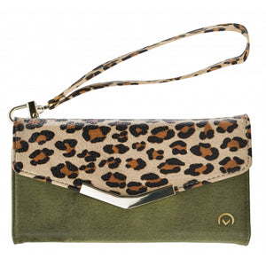 Mobilize 2in1 Gelly Clutch for Apple iPhone 12 Mini Green Leopard