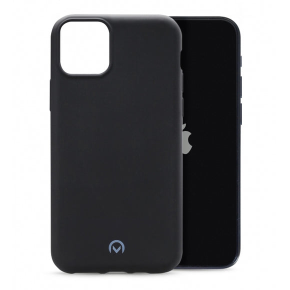 Mobilize Rubber Gelly Case Apple iPhone 12 Mini Matt Black