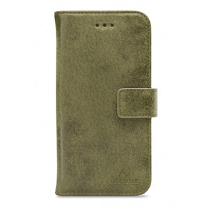 My Style Flex Wallet for Samsung Galaxy M11 Olive