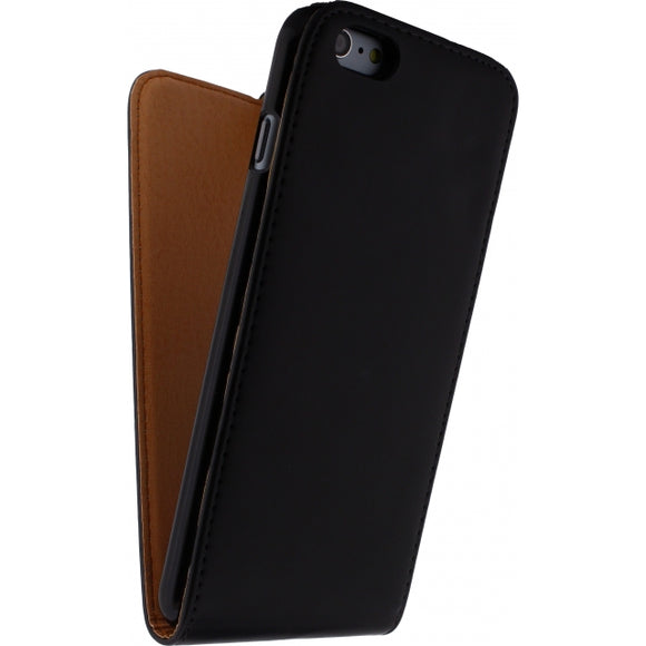 Xccess Flip Case Apple iPhone 6 Plus/6S Plus Black