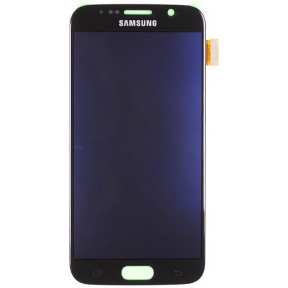 GH97-17260A Samsung LCD-Display incl. Touchscreen Galaxy S6 Black