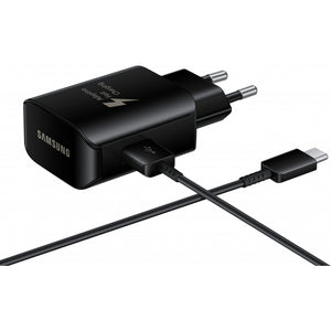 EP-TA300CBEGWW Samsung Travel Charger USB-C 25W Black