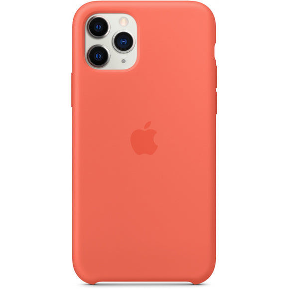 MWYQ2ZM/A Apple Silicone Case iPhone 11 Pro Clementine